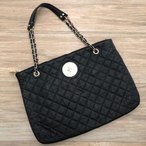 DKNY Quilted Leather Bag